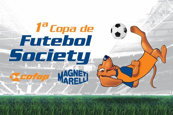 Copa De Futebol Society Amortecedores Cofap E Inje 231 227 O